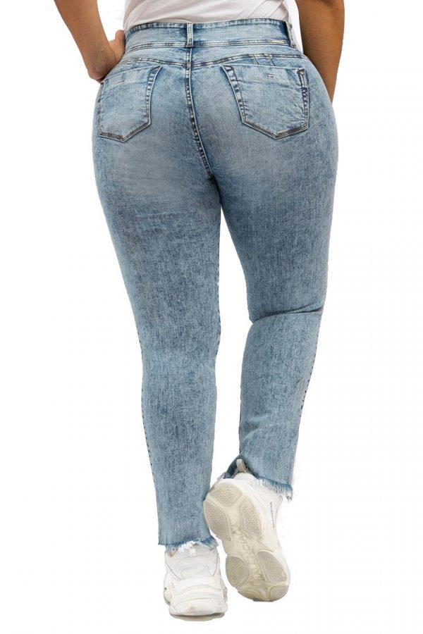 jeans tallas grandes rotos