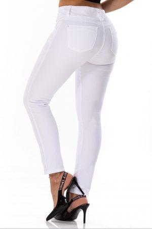 Pantalón Farichi Clásico Blanco